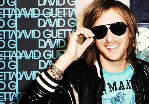 David Guetta : デヴィッド・ゲッタ